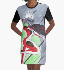 For the Glory of the Greys V2 Graphic T-Shirt Dress