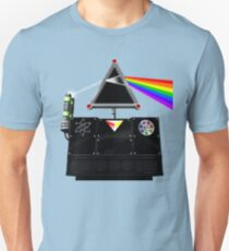 This Island Earth Interocitor Dark Side Prism Unisex T-Shirt