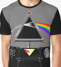 This Island Earth Interocitor Dark Side Prism Graphic T-Shirt