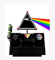 This Island Earth Interocitor Dark Side Prism Photographic Print