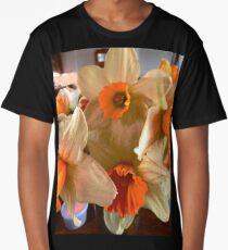 Daffodils Long T-Shirt