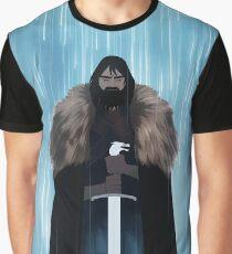 Game of Thrones V Samurai Jack Graphic T-Shirt