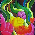 Earth Lilies by Angel Ray