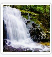 Waterfall Tranquility II Sticker