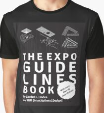 The Expo Guidelines Book Graphic T-Shirt
