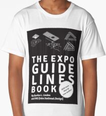 The Expo Guidelines Book Long T-Shirt