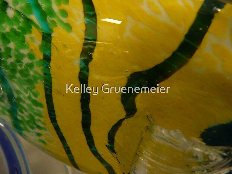 Glass Fish by Kelley Gruenemeier