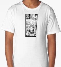 LA 2019 - BR - COMIC Long T-Shirt