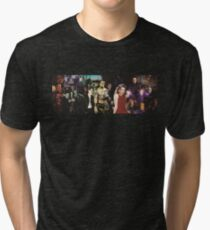 Villains - Buffy - FULL Tri-blend T-Shirt