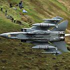 Tornado GR4 in Wales Low Level by PhilEAF92