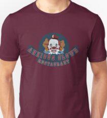 The Anxious Clown Unisex T-Shirt
