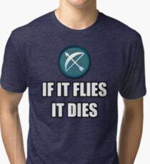 Feuer Emblem - Bogenschützen Vintage T-Shirt