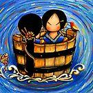 Mi & Yuu by Karin Taylor
