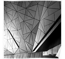' Federation Square ' Poster