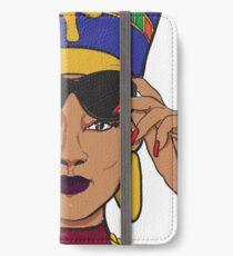 Fly Girl Nefertiti iPhone Wallet