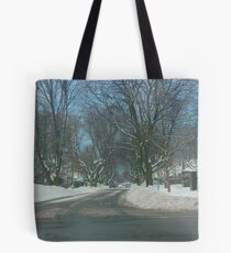 The next day Tote Bag
