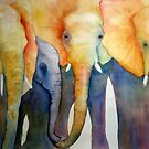 The Herd by Frances Tyler