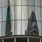 Vienna Reflecting ( 4 ) by Larry Lingard-Davis