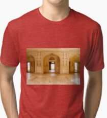 The Prison of Shah Jahan Tri-blend T-Shirt
