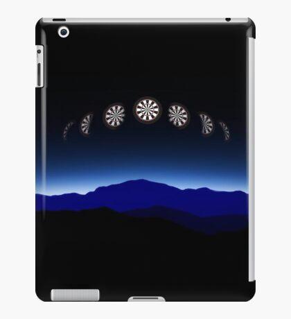 Moon Phases Darts Shirt iPad Case/Skin