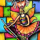 Minstral Fairy Prints & Cards by Karin Taylor
