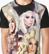 Alaska Thunderfuck 5000 Collage Graphic T-Shirt