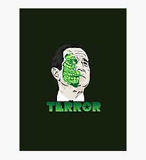The President of Terror  Photographic Print