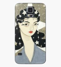 Remember me Remarkable - girl with stars Case/Skin for Samsung Galaxy