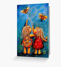 Forever Friends Greeting Card