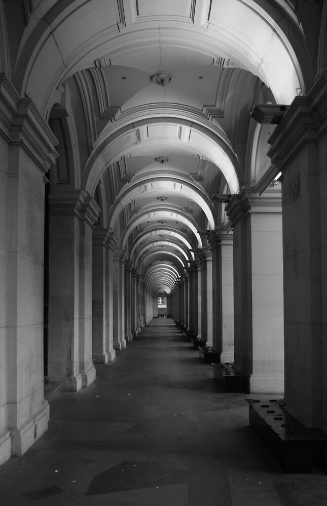 Hall of Arcs by Melissa Dunning