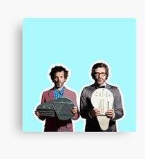 Flight of the Conchords 2 Canvas Print
