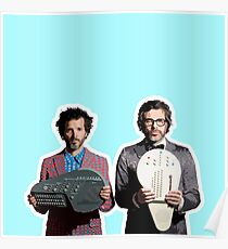 Flight of the Conchords 2 Poster