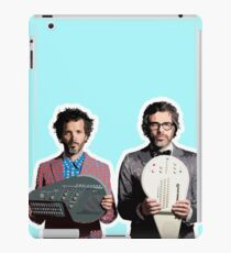 Flight of the Conchords 2 iPad Case/Skin