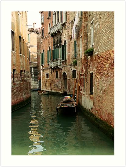 Venezia by Rosina  Lamberti