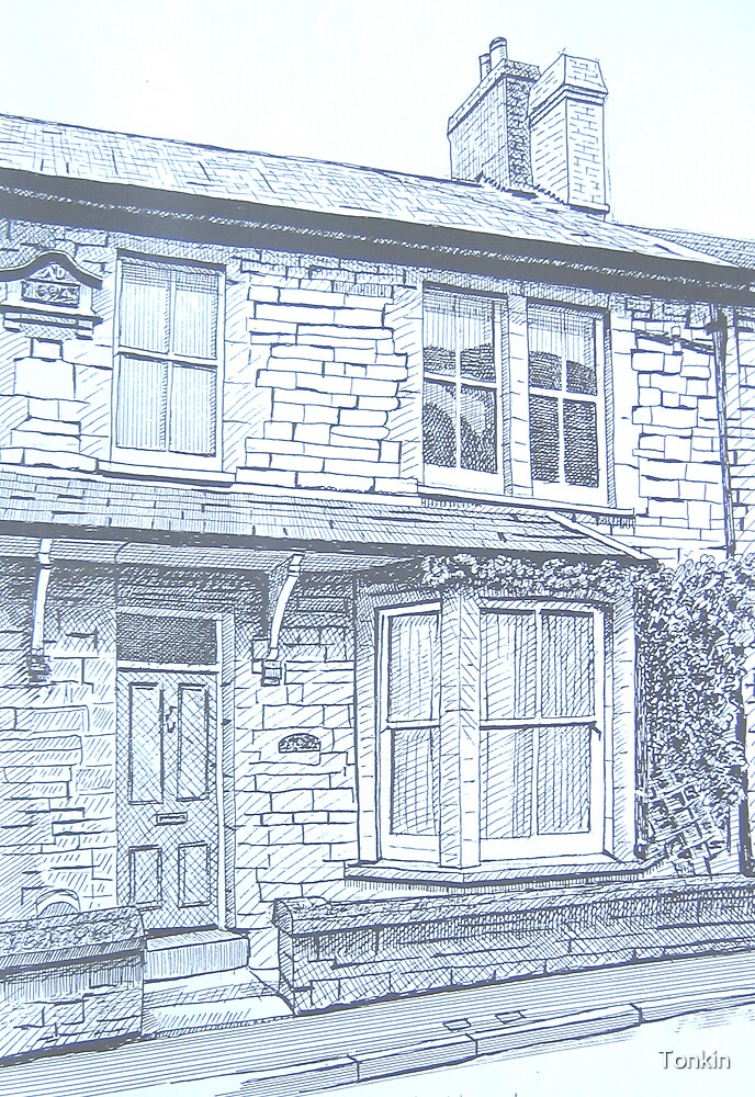 Police House, High Street, Stoke-sub-Hamdon by Tonkin