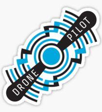 drone pilot Sticker