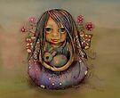 tiny and isabella  by Karin Taylor