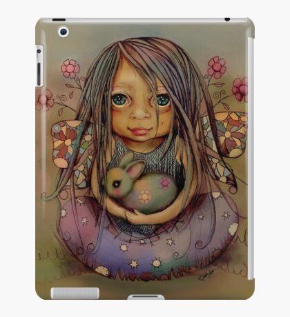 tiny and isabella  iPad Case/Skin