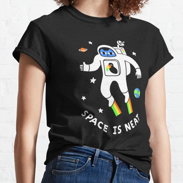 Space Is Neat Classic T-Shirt