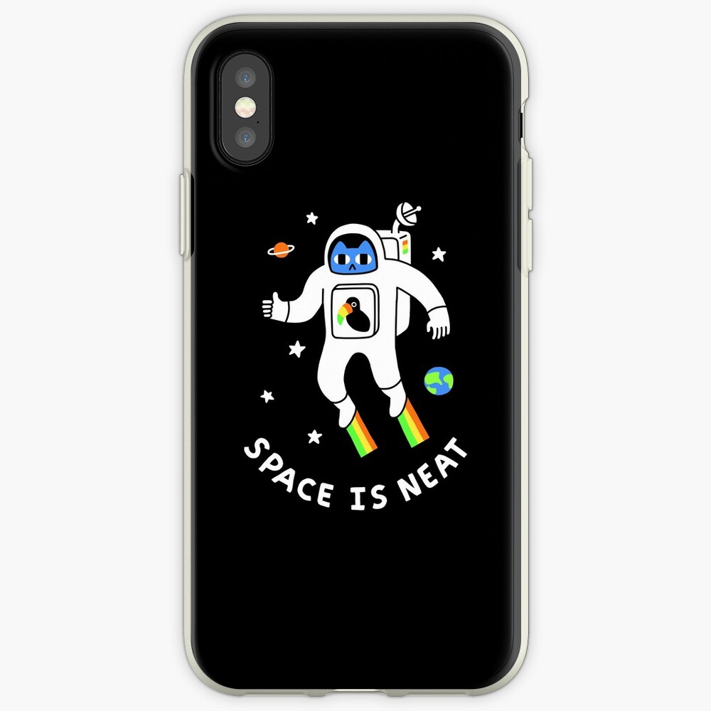 Space Is Neat iPhone Case & Cover