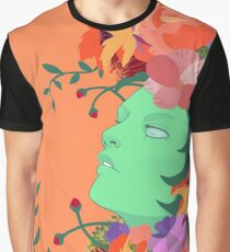 The Green Lady Graphic T-Shirt