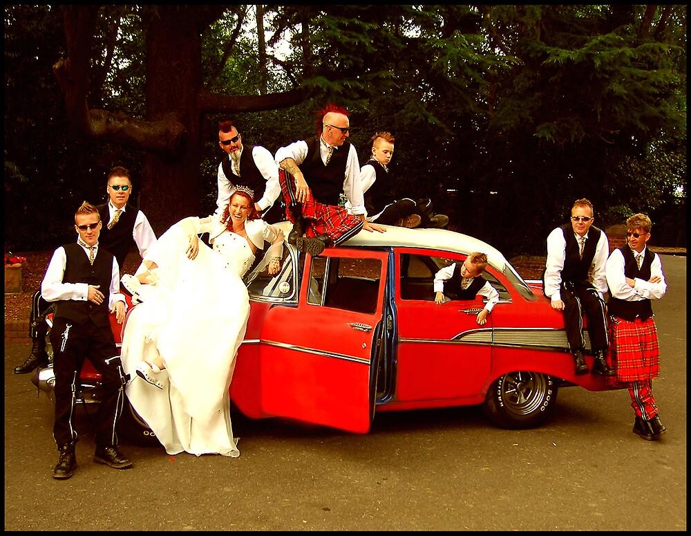 The Wedding by Agachi