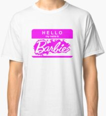 Barbie Logo Classic T-Shirt