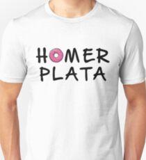 Homer-plata – Brazilian Jiu-Jitsu Unisex T-Shirt