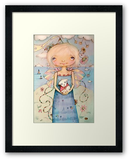 Mary's Little Lamb by Karin Taylor