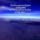 Blue Yonder by Charmiene Maxwell-Batten