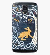 Hare -1 Case/Skin for Samsung Galaxy