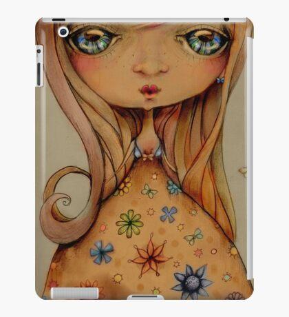 Antique Kisses iPad Case/Skin
