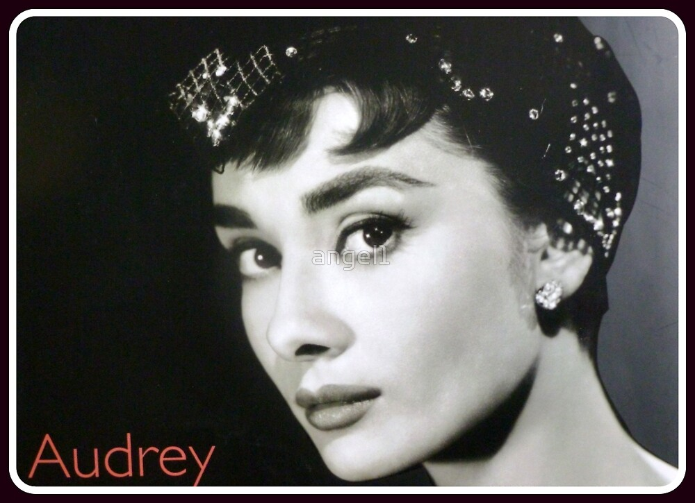 Audrey by ©The Creative  Minds