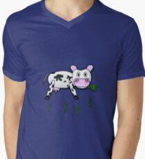 Cow Tee Men's V-Neck T-Shirt